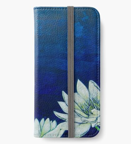 Diving Into Lotus iPhone Wallet/Case/Skin