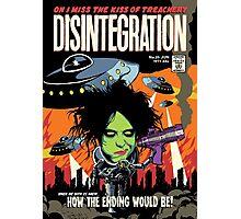 TFTS   Desintegration Photographic Print