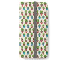 Cactus Pot Plant Garden iPhone Wallet/Case/Skin