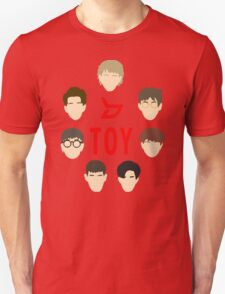 Minimalist Kpop - Block B - Toy T-Shirt