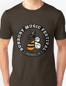 Bunbury Music Festival Three Day Ga Pass logo T-Shirt