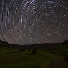 Star Trails, South of Beaudesert, Qld by McguiganVisuals