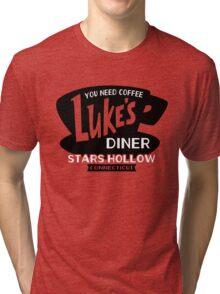 Luke's Diner Tri-blend T-Shirt