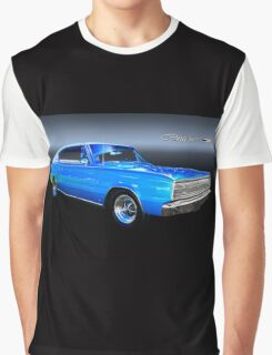 67 Dodge Charger Hardtop Graphic T-Shirt