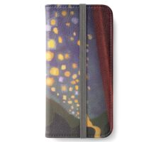 The Floating Lights iPhone Wallet/Case/Skin