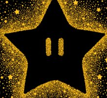 Invincible Starburst Sticker