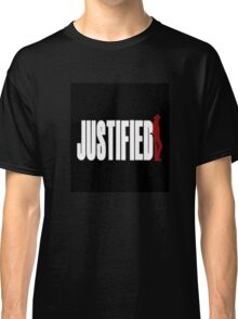Justified Classic T-Shirt