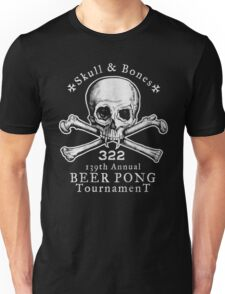 Beer Pong Annual Tournament Unisex T-Shirt
