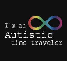 Autistic Time Traveler Kids Tee