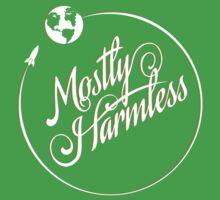 Earth: Mostly Harmless Kids Tee