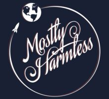 Earth: Mostly Harmless Kids Tee