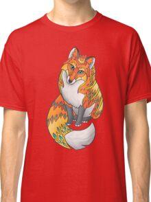 Mandala Fox Classic T-Shirt