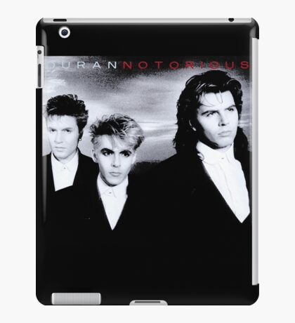 Duran Duran Notorious iPad Case/Skin