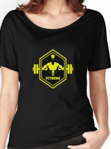 SPORT FITNESS Women's Relaxed Fit T-Shirt
