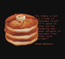 Pancake City Kids Tee