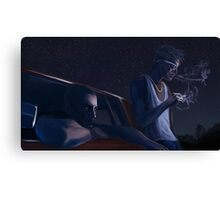 Dream thieves Canvas Print
