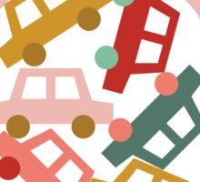 Traffic Jam Sticker