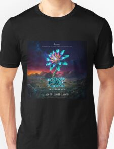 Electric Daisy Carnival Las Vegas 2016 Unisex T-Shirt