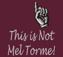 This is not Mel Tormay by SpareRoomDesign