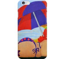 Lounging around the Lakes iPhone Case/Skin