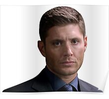 Dean Breaks the Fourth Wall Poster