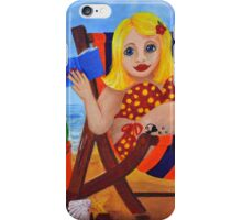 Lifes tough in East Gippsland. marg pearson iPhone Case/Skin