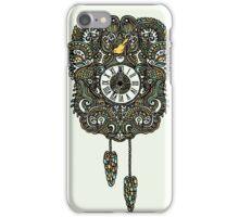 Cuckoo Clock Nest iPhone Case/Skin