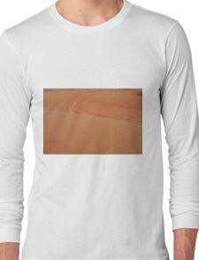 Sand dunes in the desert. Long Sleeve T-Shirt