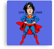 Super Lennon Canvas Print