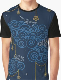 Nautical Skies Graphic T-Shirt