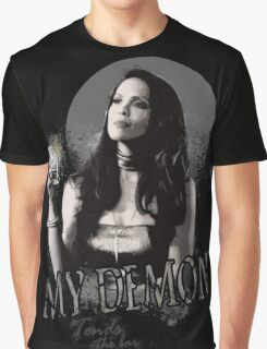 My Demon Tends The Bar Graphic T-Shirt