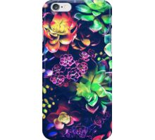 Colorful Plants  iPhone Case/Skin