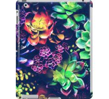 Colorful Plants  iPad Case/Skin