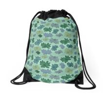 Flowers and more flowers! Drawstring Bag