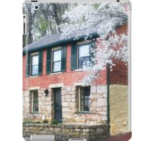 The Stagecoach House iPad Case/Skin