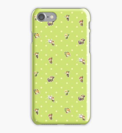 Legend of Zelda: Chibi Links iPhone Case/Skin