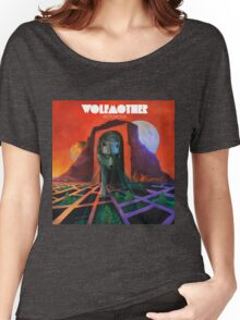 WOLFMOTHER 2016 VICTORIOUS TOUR Women's Relaxed Fit T-Shirt