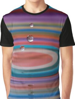 Droplets 0001 Graphic T-Shirt