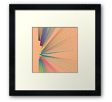 The Big Big Beat. Framed Print