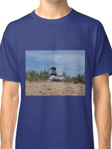 Crested Tern on Penguin Island Classic T-Shirt