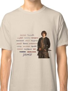Outlander/Jamie is... Classic T-Shirt
