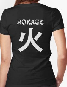 hokage Womens Fitted T-Shirt