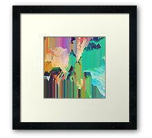 Caramel Afternoon. Framed Print