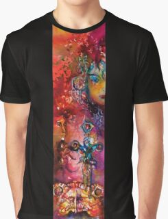 EXCALIBUR / Magic and Mystery Graphic T-Shirt