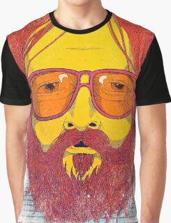 Beardman Graphic T-Shirt