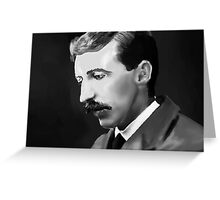 E.M Forster Greeting Card
