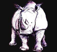 Rhino (Colour) Hoodie