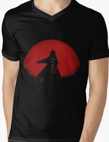 Minato Mens V-Neck T-Shirt