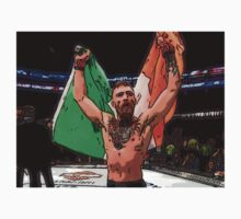 FAN ART - Conor McGregor UFC Champ One Piece - Short Sleeve