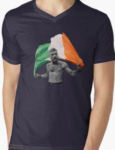 Conor McGregor UFC Fighter Irish Mens V-Neck T-Shirt